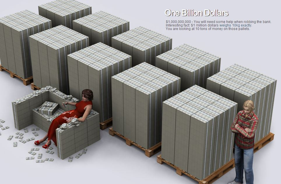 One Billion Dollars